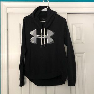 NWOT Under Armour Cowl neck Sweatshirt